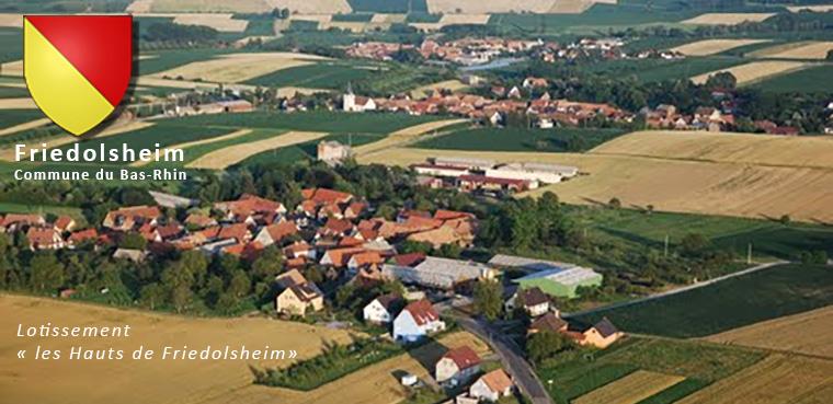 Lotissement Friedolsheim